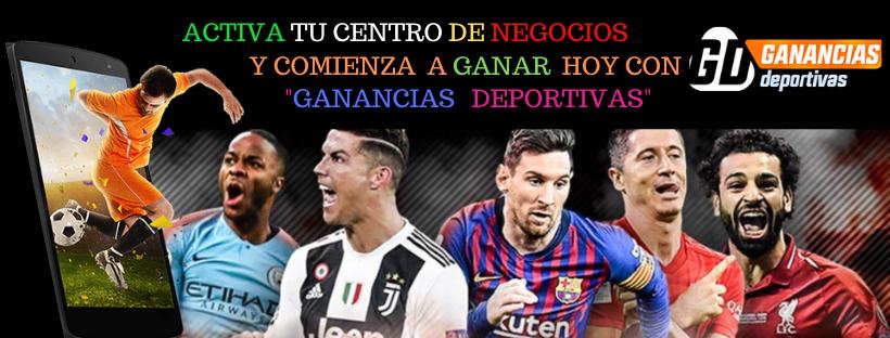 GANANCIAS DEPORTIVAS ESPANOL